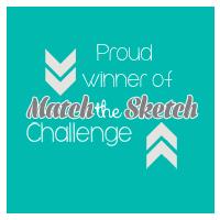 Logo Match the Sketch - Proud winner