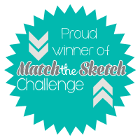 Logo Match the Sketch - Proud winner